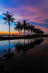 ... Tanjung Putus | Blue Hour (Keris Tuah) Tags: travel sunset vacation seascape color art water clouds sunrise canon landscape asia malaysia penang recovery keris treatment tuah keristuah leristuah