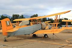 1260 Grumman G.164A Ag Cat Hellenic Air Force (GSairpics) Tags: greek greece grumman 1260 tatoi agcat hellenicairforce greekairforce g164 g164a gsairpics
