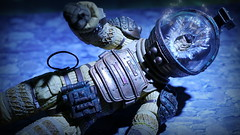 Helpless Kane (kevchan1103) Tags: movie toys action space alien figure kane 1979 jokey facehugger neca xenomorph