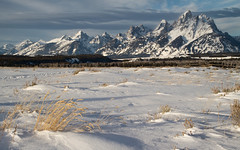 simply sublime (laura's Point of View) Tags: winter snow mountains cold nature jackson rockymountains wyoming tetons drifts jacksonhole lauraspointofview lauraspov