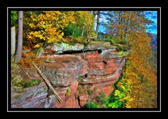 Wackenberg-6 (Marc GAPP) Tags: automne vosges dabo hommert sarrebourg vosgesdunord fhotoroomhdr3xpsdramatictonemappedcolordefaultcolorsorton rehthal