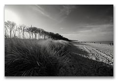 Warnemnde (Rudolf Speth) Tags: strand warnemnde meer ostsee leuchtturm