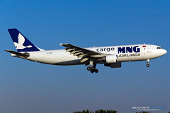 TC-MCC MNG Airlines Airbus A300B4-622R(F) (Mustafa Sandikci) Tags: airbus airlines mng a300 tcmcc