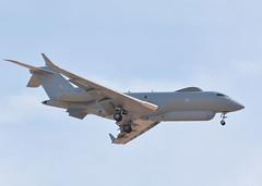 RAF ZJ691 2015-01-16 (EOR 1) Tags: r1 sentinel zj691 raf royalairforce redflag151 nellisafb