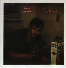 1976-7-6 Roger ArnoldTag (modussn) Tags: rogerarnold 197676