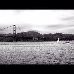 (devonna_banks) Tags: ocean sanfrancisco boats goldengatebridge amazingview