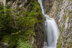 Waterfall (Michal Soukup) Tags: nature water austria waterfall movement rocks pass tyrol wolfsklamm klamm nikond600 nikkor50mmf14g stanstyrol