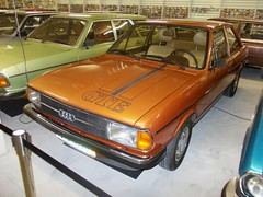Audi 80 GTE 1976 (Zappadong) Tags: auto classic car museum automobile voiture coche classics type oldtimer audi 80 oldie carshow 1976 82 2014 youngtimer typ automobil gte stadtlohn oldtimertreffen hing zappadong