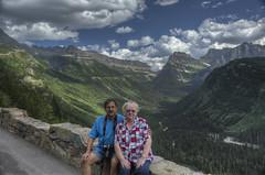 Glacier Park, MT  53 (Largeguy1) Tags: blue sky clouds canon landscape mt mark iii 5d approved glacierpark