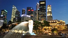 Singapore Merlion (renault12au) Tags: singaporemerlion