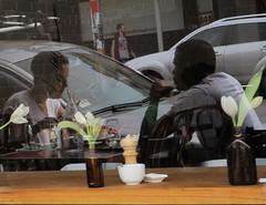 Cafe (graeme37) Tags: coffee restaurant cafe melbourne sidewalk pavementcafe