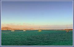 Canary islands, Fuerteventura (aad.born) Tags: espaa spain fuerteventura espana canaryislands spanje loslobos islascanarias corralejo  canarischeeilanden  isladelobos corralejobeach aadborn