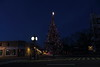 Kentville - Xmas 2014 (chester902) Tags: xmas canada night canon rebel mainstreet novascotia christmastree kentville 2014 cornwallis outdoorlight newminas