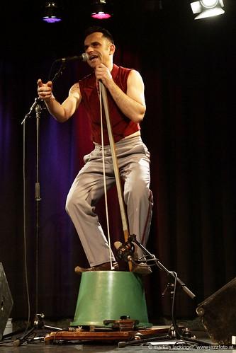 Jean-Marc Pablo: bass