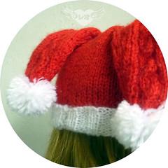 Penny's Xmas Hat
