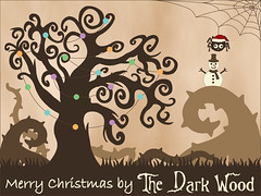 Merry Christmas! ^__^ (Shatiel85) Tags: christmas shop doll wishes bjd etsy tdw thedarkwood