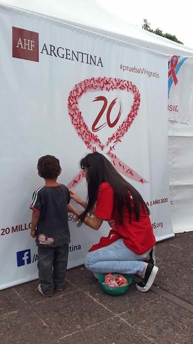 World AIDS Day 2014: Argentina