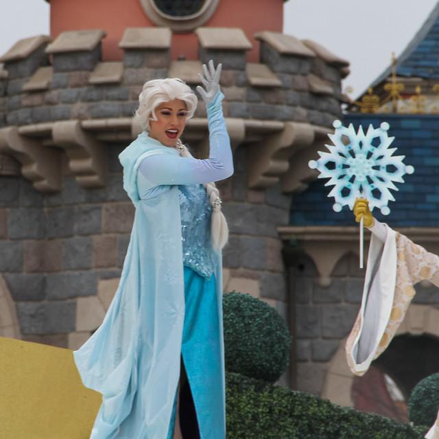 Christmas season 2014 - Disneyland Paris - 0069