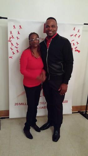 World AIDS Day 2014: USA - South Carolina