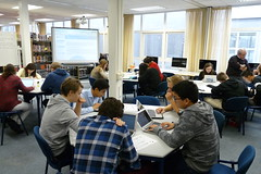 EE Workshop I Block A (Kim TD) Tags: library research ee ibdp americanschoolofthehague