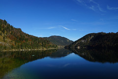 DSC03550 (***Images***) Tags: mountain alps landscape bayern alpen nwn sylvensteinsee saariysqualitypictures natureandpeopleinnature