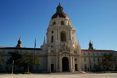 Pasadena City Hall, Pasadena, CA (Marianna Gabrielyan) Tags: canon xti canon1855mmf3556 400d