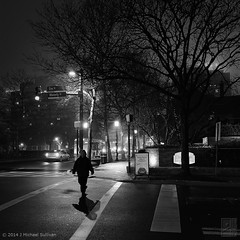 Christmas Eve Night, Bethesda MD (JMichaelSullivan) Tags: night 100v nikon 28mm maryland 600v dxo bethesda 200v nocturne 500v 2014 700v 300v 5f mjsfoto1956 400v 800v opticspro coolpixa piccure