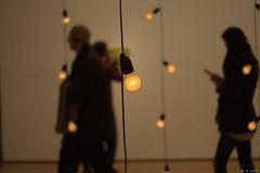 Lightbulb art (A.Austin.Conti) Tags: nyc newyorkcity newyork art lightbulbs moma museumofmodernart rebelxt