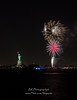 Statue of Liberty 2014 NYE Fireworks-0008