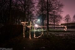 Happy New Year 2015 (TimSchneiderPhoto) Tags: new light lightpainting painting happy visions nikon year creative newyear lightroom 2015 d7100 timsphotography newyear2015