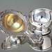Silber, Sterling, 800, 830, 835, 925, plated, versilbert, Wilkens, Bruckamnn, WTB, Wilhelm Binder