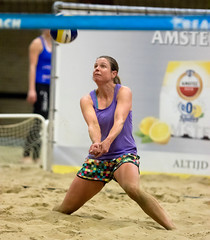 P1030688a (roel.ubels) Tags: beach sport volleyball aalsmeer volleybal nk beachvolleybal 2015 topsport