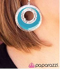 Glimpse of Malibu Blue Earring K2 P5712-5