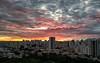 2nd dawn of the year. (Diego3336) Tags: cameraphone brazil sky urban cloud latinamerica southamerica brasil skyline clouds sunrise buildings dawn nokia twilight cityscape saopaulo sp lumia pureview lumia930