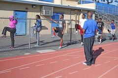 D115412A (RobHelfman) Tags: sports losangeles track highschool practice crenshaw justinalexander briannabutler damonhicklin stefanmitchell candycejohnson amariwilliams yuseffgardina