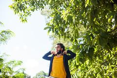 Mau (Mateus Lucena) Tags: boy wild sky green animal yellow brasil tattoo mystery forest dark wolf colours shadows body highlights lucas ribs brazilian maua savage