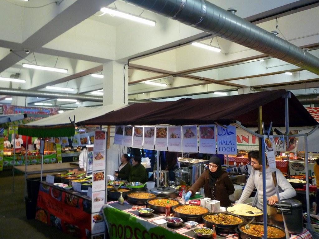 Food Market Bricklane