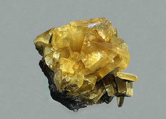 Barite (Ron Wolf) Tags: nature crystal nevada mineral geology barite earthscience mineralogy orthorhombic