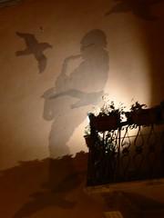 Ciao Lucio (Lovecraft 77) Tags: italy bologna notte lucio dalla