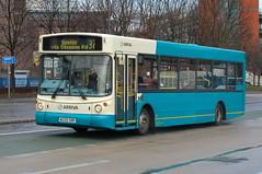 Arriva Dennis Dart SLF 2229 W229SNR - Derby (dwb transport photos) Tags: bus alexander dennis dart derby arriva 2229 alx200 w229snr
