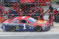 NASCAR's Jamie McMurray and his #1 car at Dover (Hazboy) Tags: auto usa car monster race america drive us may racing nascar series delaware sprint dover mile aaa autism speedway 2016 hazboy hazboy1