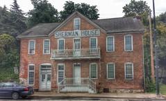 Sherman House- Alma WI (kevystew) Tags: wisconsin hotel alma nationalregister buffalocounty nationalregisterofhistoricplaces shermanhouse