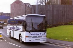 PARK'S OF HAMILTON L754YGE (bobbyblack51) Tags: travel greenock volvo all transport hamilton parks 1994 types jonckheere caledonian deauville b10m of l754yge
