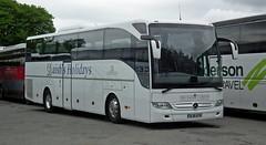 Daish's Coaches BJ16 KYK (tubemad) Tags: mercedes holidays coaches tourismo kyk daishs bj16