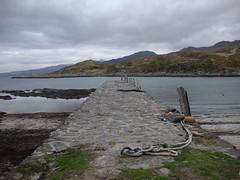 Airor pier (Simon Varwell) Tags: knoydart airor