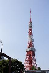 0449_Tokyo Tower (captainkanji) Tags: japan jp tokyotower minatoku nihon 2016 tkyto canon6d