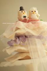 owls wedding cake topper (charles fukuyama) Tags: wedding bird clay stump owl weddingceremony brideandgroom sculpted búho chouette 結婚式 フクロウ ringpillow weddingcaketopper customcaketopper ringcushion loveowl forestwedding handmadecaketopper birdcaketopper kikuike