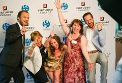 Virtuoso Awards Celebration: Candids (IABCLondon) Tags: ontario canada motion london video business story international awards telling communications association photograpy virtuoso communicators