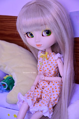 Welcome home, Hana!   Pullip Paja (Kumo~Milk^^) Tags: 2005 original doll stock groove pullip paja junplanning stockoutfit