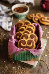 IMG_9783_exp (Helena / Rico sin Azcar) Tags: cookies chocolate palmeras butter vanilla palmier galletas vainilla mantequilla